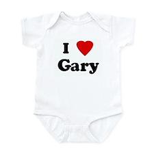 I Love Gary Infant Bodysuit