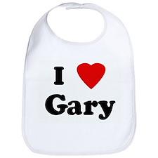 I Love Gary Bib