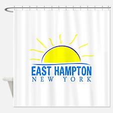 Summer East Hampton- New York Shower Curtain