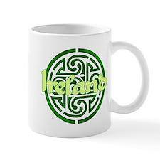 Ireland with Celtic Circle Mug