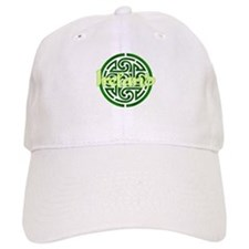 Ireland with Celtic Circle Baseball Cap