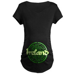Ireland with Celtic Circle T-Shirt