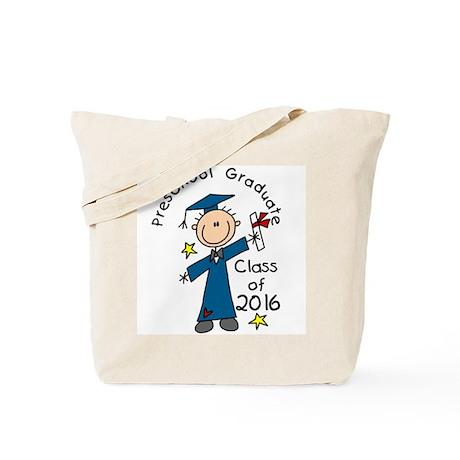 Boy Pre-K Grad 2014 Tote Bag