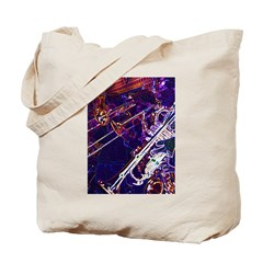 Mardi Gras Moment Tote Bag