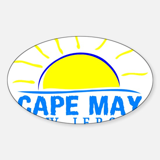 Summer cape may- new jersey Decal