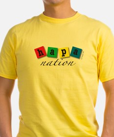 Hapa Nation In A T