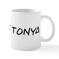 I Blame Tonya Mug