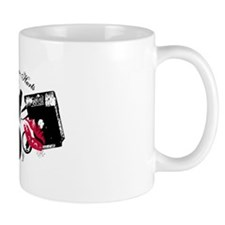 Love Hurts Mix Tape Mug