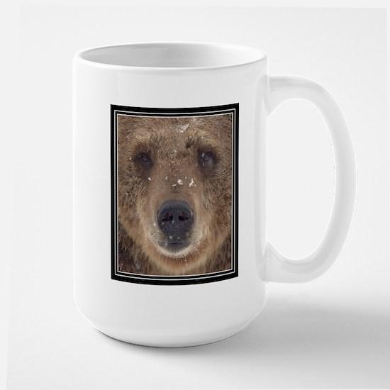Bear Face Large Mug