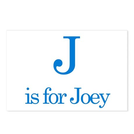 J is for Joey Postcards (Package of 8)