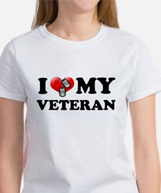 I (heart) my Veteran Tee