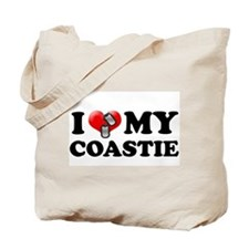 I (heart) my Coastie Tote Bag