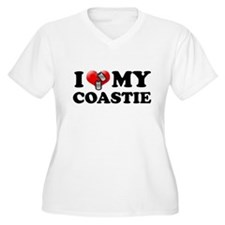 I (heart) my Coastie T-Shirt