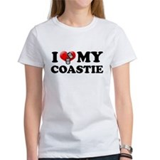 I (heart) my Coastie Tee