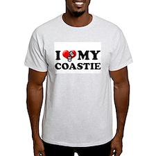 I (heart) my Coastie T-Shirt