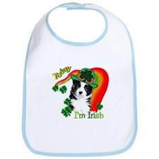 St Pats Border Collie Bib