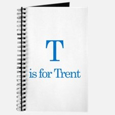 T is for Trent Journal