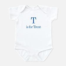 T is for Trent Infant Bodysuit