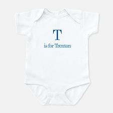 T is for Trenton Onesie