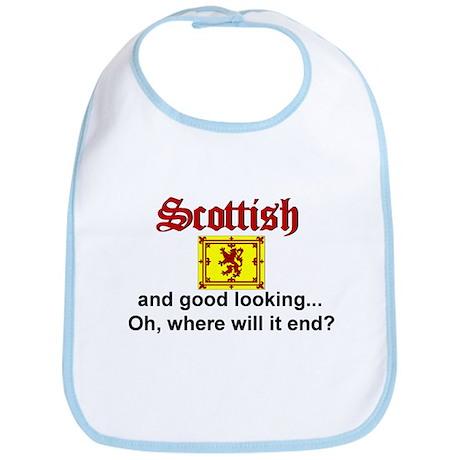 Good Looking Scottish Bib