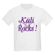 Kali Rocks ! Kids T-Shirt