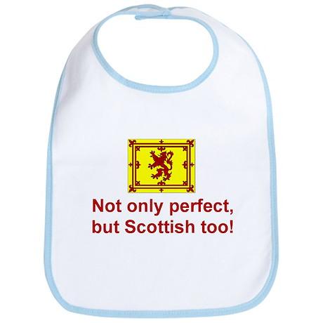 Perfect Scottish Bib