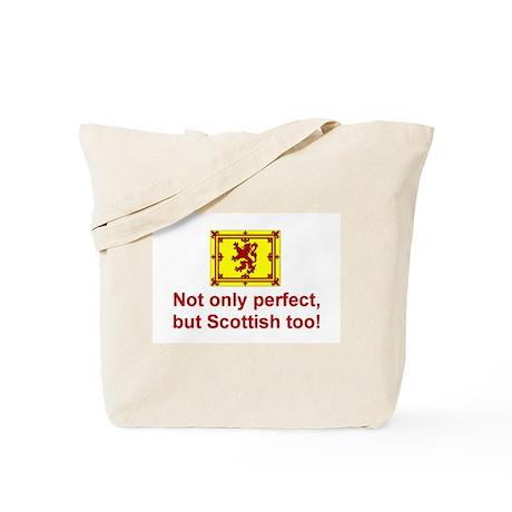 Perfect Scottish Tote Bag