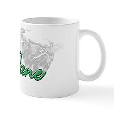 Smoking MaryJane Coffee Mug