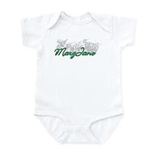 Smoking MaryJane Infant Bodysuit