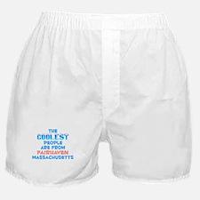 Coolest: Fairhaven, MA Boxer Shorts