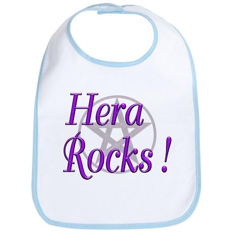 Hera Rocks ! Bib