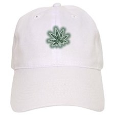 Marijuana Power Leaf Baseball Cap