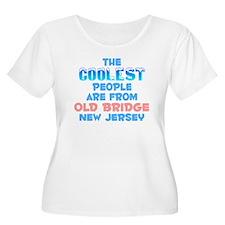 Coolest: Old Bridge, NJ T-Shirt