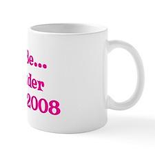 Soon To Be... Mrs. Bauder M Mug