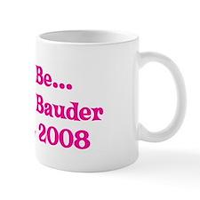 Soon To Be... Mrs. Evan Baud Mug