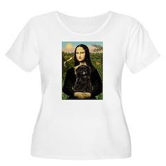 Mona - Affenpinscher3 T-Shirt