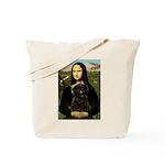 Mona - Affenpinscher3 Tote Bag