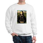 Mona - Affenpinscher3 Sweatshirt
