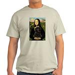 Mona - Affenpinscher3 Light T-Shirt