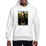 Mona - Affenpinscher3 Hooded Sweatshirt