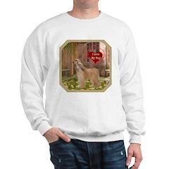 Afghan Hound Sweatshirt