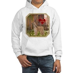 Afghan Hound Hooded Sweatshirt