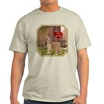 Afghan Hound Light T-Shirt