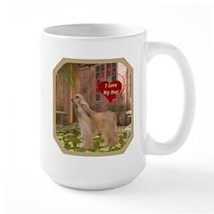 Afghan Hound Mug