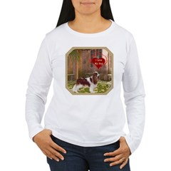 Cavalier King Women's Long Sleeve T-Shirt