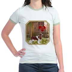 Cavalier King Jr. Ringer T-Shirt