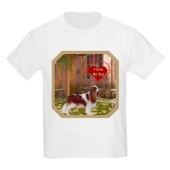 Cavalier King Kids Light T-Shirt