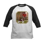 Cavalier King Kids Baseball Jersey