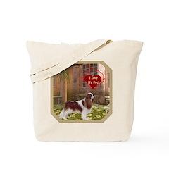 Cavalier King Tote Bag