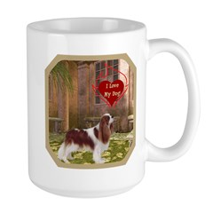 Cavalier King Large Mug